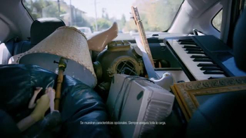 2015 Nissan Sentra TV Spot, 'La purga' canción de Willie Nelson [Spanish] - 10 commercial airings