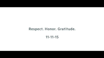 Hewlett Packard Enterprise TV Spot, 'A Thank You to Our Veterans' - Thumbnail 5