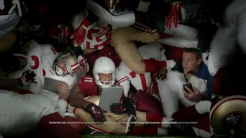 VISA Checkout TV Spot, 'Fumble: Retired' - Thumbnail 6