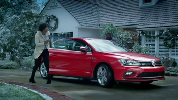 Volkswagen Sign Then Drive Event TV Spot, 'Gifts for the Family' - Thumbnail 1