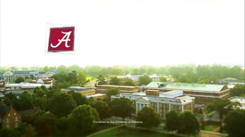 University of Alabama TV Spot, 'The Capstone of Higher Education' - Thumbnail 10