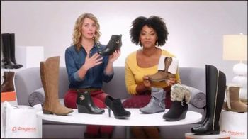 Payless Shoe Source TV Spot, '360 Degrees of Fall Fashion'
