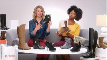 Payless Shoe Source TV Spot, '360 Degrees of Fall Fashion' - Thumbnail 3