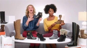 Payless Shoe Source TV Spot, '360 Degrees of Fall Fashion' - Thumbnail 4