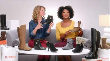 Payless Shoe Source TV Spot, '360 Degrees of Fall Fashion' - Thumbnail 5