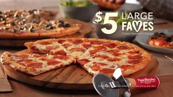 Papa Murphy's Pizza $5 Faves TV Spot, 'Fill Your Table' - Thumbnail 6