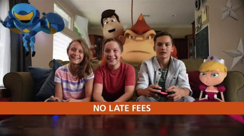 GameFly.com TV Spot, 'Kids' - Thumbnail 5
