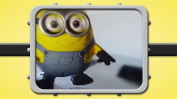 Minions Talking Action Figures TV Spot, 'Disney Channel' - Thumbnail 5