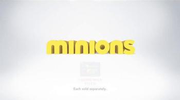Minions Talking Action Figures TV Spot, 'Disney Channel' - Thumbnail 7