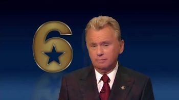 GotYour6.org TV Spot, 'Empower' Featuring Pat Sajak and Vanna White - 4 commercial airings