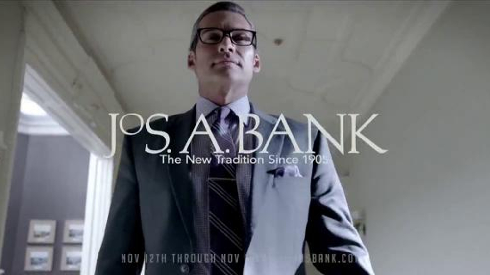 JoS. A. Bank Your Choice Sale TV Commercial, 'Save on Suits'