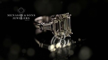 Menashe & Sons Jewelers TV Spot, 'A Special Experience' - Thumbnail 1