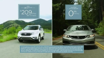 Honda 60 Hour Sale TV Spot, 'On the Clock' - Thumbnail 7
