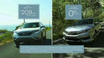 Honda 60 Hour Sale TV Spot, 'On the Clock' - Thumbnail 8
