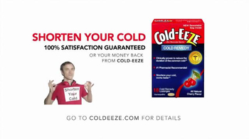 Cold EEZE TV Spot, 'Life With Cold EEZE' - Thumbnail 10