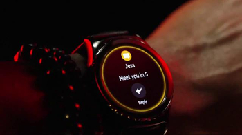 Samsung Gear S2 TV Spot, 'Dial In: Feel the Power' - Thumbnail 4