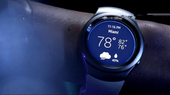 Samsung Gear S2 TV Spot, 'Dial In: Feel the Power' - Thumbnail 6
