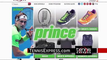 Tennis Express TV Spot, 'Prince Shoes'