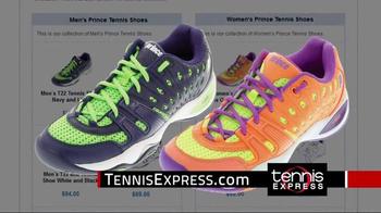 Tennis Express TV Spot, 'Prince Shoes' - Thumbnail 8