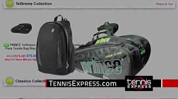 Tennis Express TV Spot, 'Prince Shoes' - Thumbnail 9