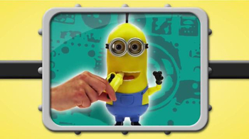 Minions Talking Action Figures TV Spot, 'Disney Channel: One of a Kind'