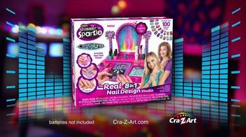 Cra-Z-Jewelz Ultimate Gem Machine TV Spot, 'Create and Design' - Thumbnail 7