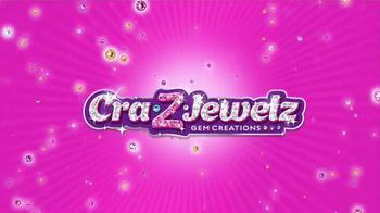 Cra-Z-Jewelz Ultimate Gem Machine TV Spot, 'Create and Design' - Thumbnail 3