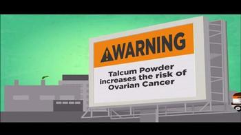 Onder Law Firm TV Spot, 'Talcum Powder' - Thumbnail 2