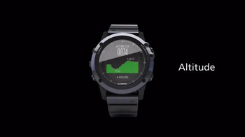 Garmin Fitness Fenix 3 TV Spot, 'Altitude' - Thumbnail 6