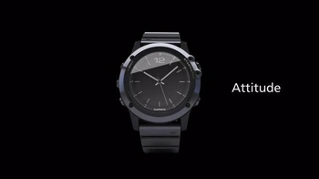 Garmin Fitness Fenix 3 TV Spot, 'Altitude' - Thumbnail 7