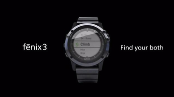Garmin Fitness Fenix 3 TV Spot, 'Altitude' - Thumbnail 8