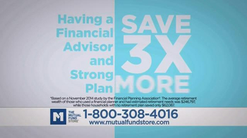 The Mutual Fund Store TV Spot, 'Financial Advising' - Thumbnail 5