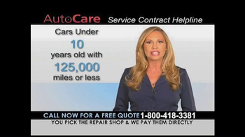 AutoCare TV Spot, 'Why Risk It?' - Thumbnail 1
