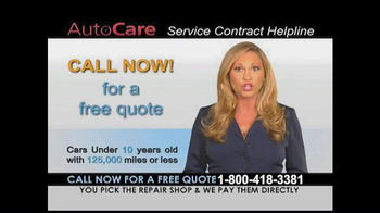 AutoCare TV Spot, 'Why Risk It?' - Thumbnail 6