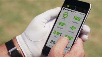 Zepp Golf TV Spot, 'Golf Channel: Instant' Feat. Michelle Wie - Thumbnail 6