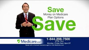 Medicare.com TV Spot, 'Helpful New Benefits'