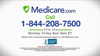 Medicare.com TV Spot, 'Helpful New Benefits' - Thumbnail 8