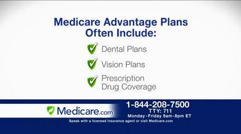 Medicare.com TV Spot, 'Helpful New Benefits' - Thumbnail 5