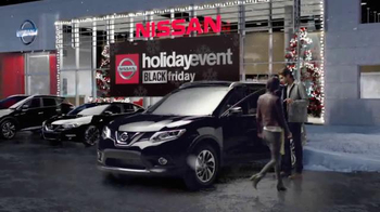 Nissan Holiday Event TV Spot, 'It's Back' Song by AC/DC - 2322 commercial airings