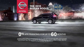 Nissan Holiday Event TV Spot, 'It's Back' Song by AC/DC - Thumbnail 6