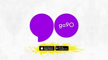 go90 TV Spot, 'Splatter' - Thumbnail 10