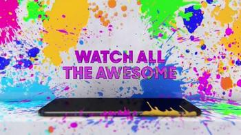 go90 TV Spot, 'Splatter' - Thumbnail 9