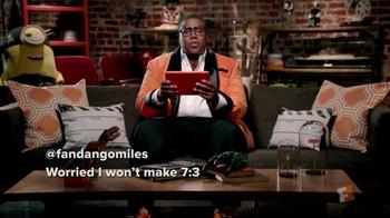Fandango TV Spot, 'Miles Mouvay: So Glad You Asked' Feat. Kenan Thompson - Thumbnail 3