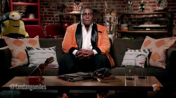 Fandango TV Spot, 'Miles Mouvay: So Glad You Asked' Feat. Kenan Thompson - Thumbnail 4