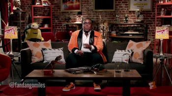 Fandango TV Spot, 'Miles Mouvay: So Glad You Asked' Feat. Kenan Thompson - Thumbnail 6