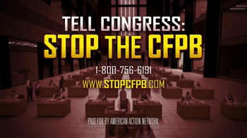 American Action Network TV Spot, 'CFPB: Denied' - Thumbnail 7