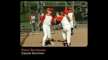 Stand Up 2 Cancer TV Spot, 'Potential: Pearl' - 325 commercial airings