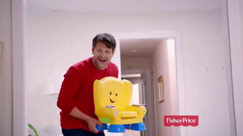 Fisher Price Smart Stages Chair TV Spot, 'Learning Levels' - Thumbnail 1