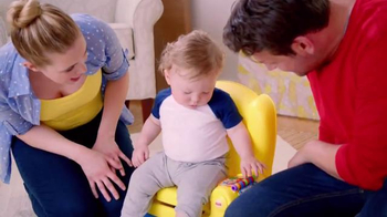 Fisher Price Smart Stages Chair TV Spot, 'Learning Levels' - Thumbnail 3