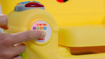 Fisher Price Smart Stages Chair TV Spot, 'Learning Levels' - Thumbnail 4